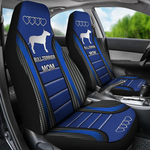 Bull Terrier Seat Covers Car Seat Covers