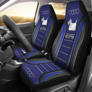 Open image in slideshow, Scottie Seat Covers Car Seat Covers