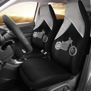 Open image in slideshow, Motorcycle Seat Covers Car Seat Covers