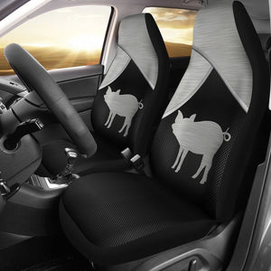 Open image in slideshow, Pig Seat Covers Car Seat Covers
