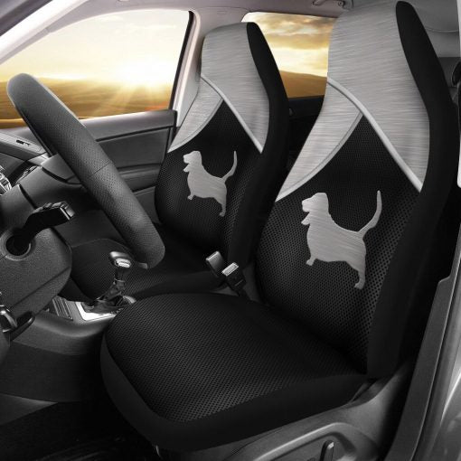 Basset Hound Seat Covers Car Seat Covers
