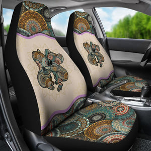 Koalas Lovers - Seat Covers Car Seat Covers