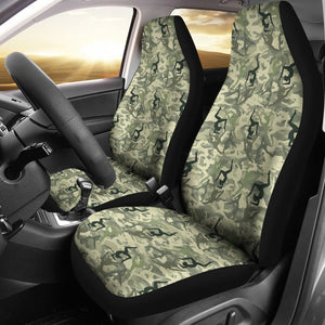 Open image in slideshow, Gymnastics - Camo Seat Cover Car Seat Covers
