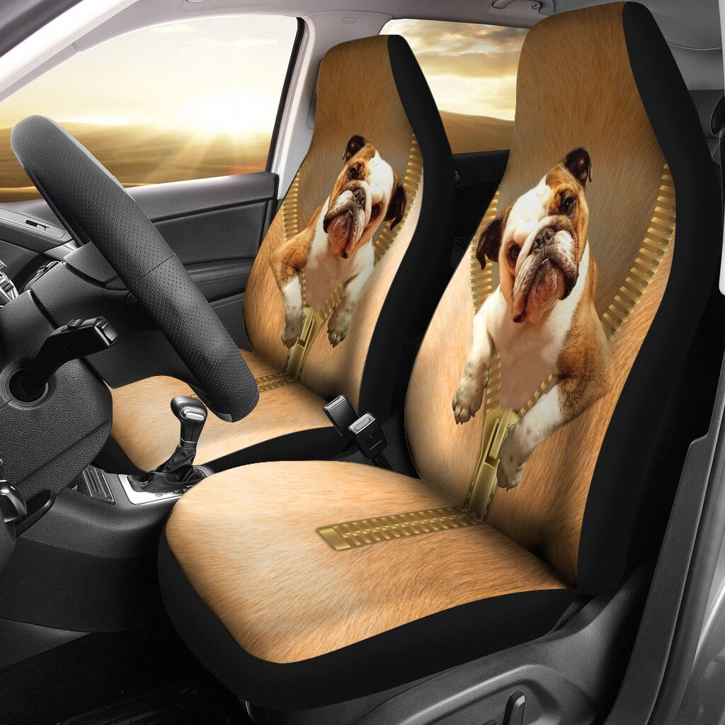 Bull Zipper - Car Seat Car Seat Covers