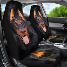 Load image into Gallery viewer, Doberman Body - Car Seat Car Seat Covers
