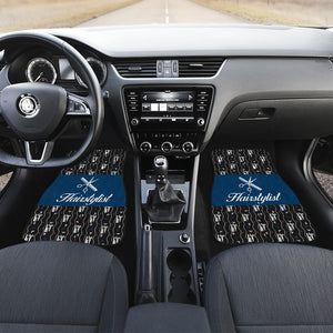 Open image in slideshow, Lovely Hairstylist - Car Floor Mats