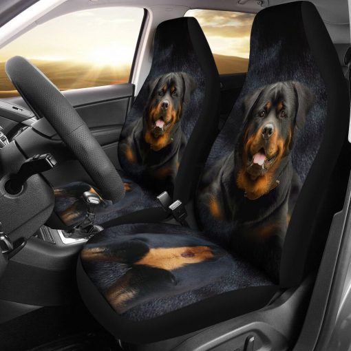 Rottweiler Body - Car Seat Car Seat Covers