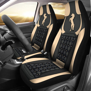 Open image in slideshow, Horse Yellow - Car Seat Car Seat Covers