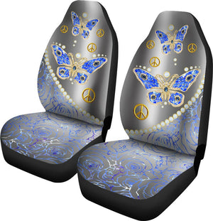 Butterfly Diamond - Car Seat Car Seat Covers