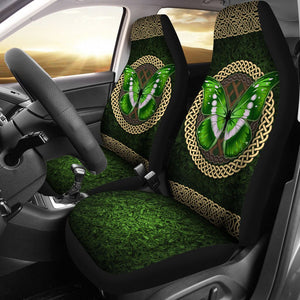 Open image in slideshow, Wild Butterfly - Car Seat Car Seat Covers