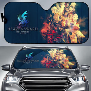 Open image in slideshow, Final Fantasy XIV Characters Auto Sun Shade NH06