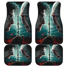 Load image into Gallery viewer, Harry Potter And The Deathly Hallows Voldemort Car Floor Mats
