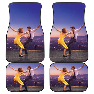 Open image in slideshow, La La Land Dancing Movie Car Floor Mats