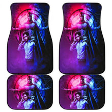 Load image into Gallery viewer, Professor X And Magneto  on X Men Marvel Car Floor Mats