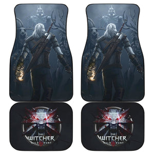 Open image in slideshow, Game The Witcher 3: Wild Hunt Logo Geralt Car Floor Mats