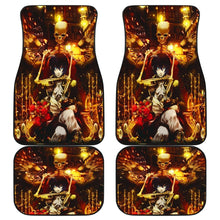 Load image into Gallery viewer, Darkness Anime Car Floor Mats