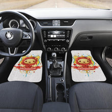 Load image into Gallery viewer, Harry Potter Gryffindor Cute Lion Logo Car Floor Mats