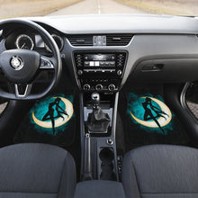 Load image into Gallery viewer, Sailor Moon Transform in Dark theme Car Floor Mats