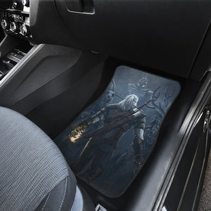 Game The Witcher 3: Wild Hunt Logo Geralt Car Floor Mats