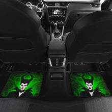 Load image into Gallery viewer, Maleficent Gorgeous Beauty Queen Walt Disney Car Floor Mats
