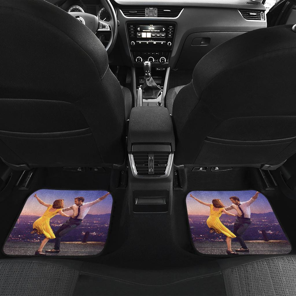 La La Land Dancing Movie Car Floor Mats