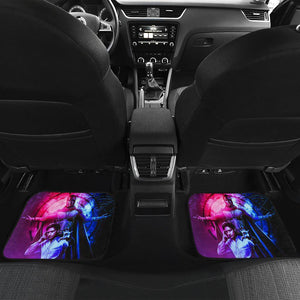 Professor X And Magneto  on X Men Marvel Car Floor Mats