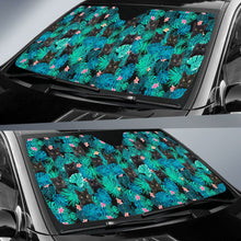 Load image into Gallery viewer, Summer Cat Sun Shade Auto Sun Shades