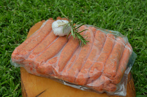 Black Angus Sausages (GF) $10/pack approx 1kg-(June 11th, 12th, 13th 14th)