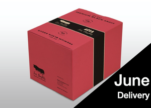 150 Day Premium Black Angus Beef Box (June 11th, 12th, 13th , 14th Delivery)