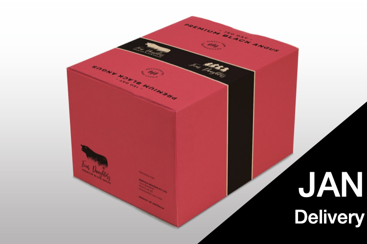 150 Day Premium Black Angus Beef Box (Jan 29/30/31st Delivery)
