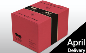 150 Day Premium Black Angus Beef Box (April 9th, 10th, 11th Delivery)
