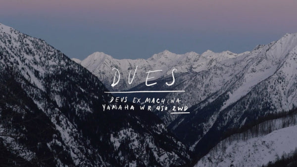 Deus Dues. From dusk to dawn