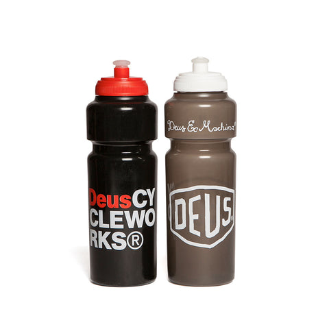 Deus Cycleworks Bottle Set