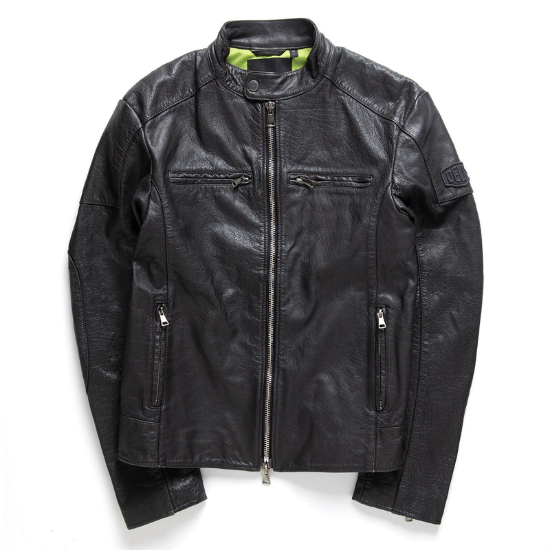The Springer Jacket - Faded Black