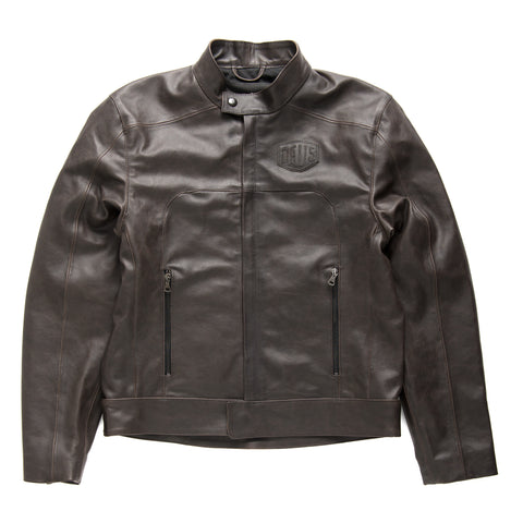 Deus x Dainese Leather Riding Jacket