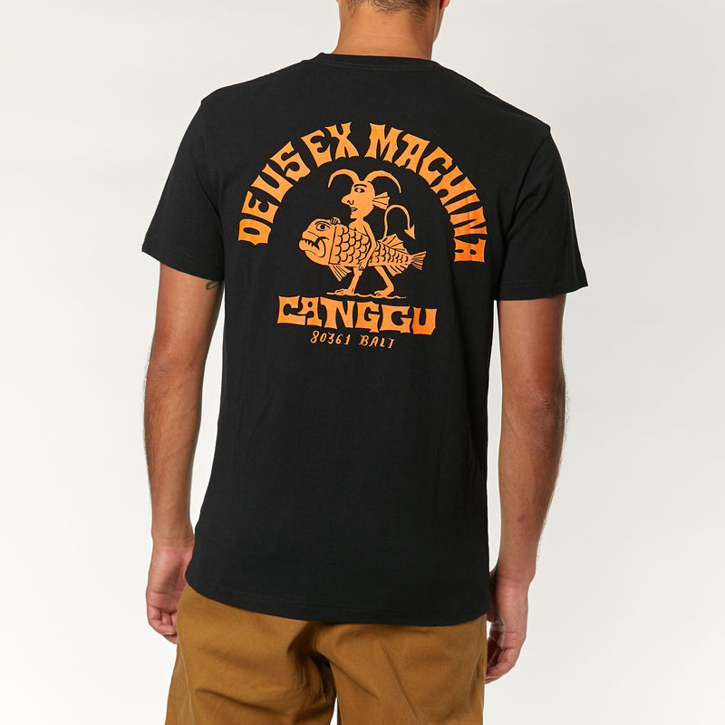 Devil Canggu Tee - Black