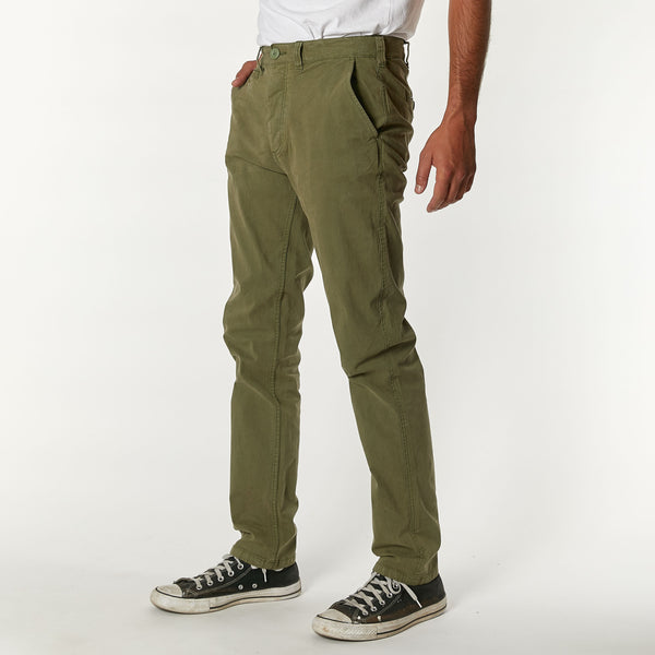 Floyd Stretch Pant - Army Green
