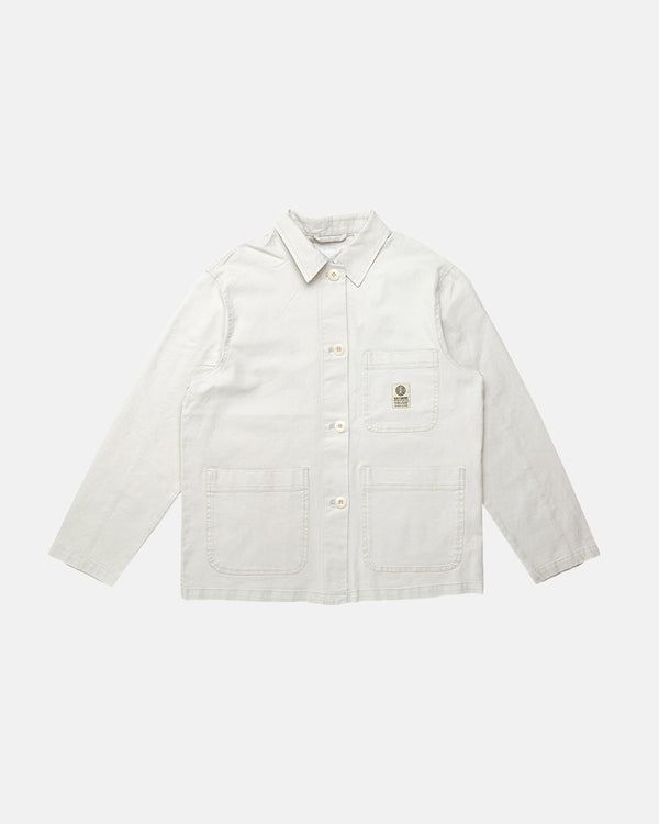 Work Jacket - Dirty White