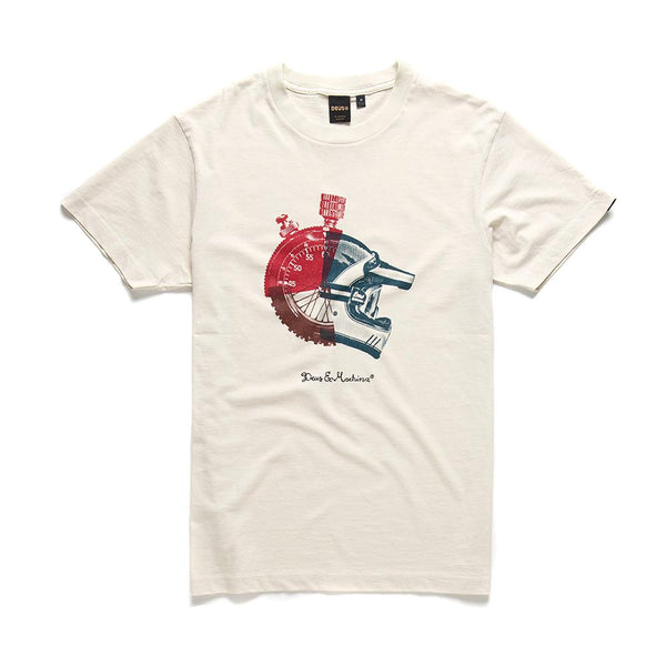 Swank Tee - Dirty White