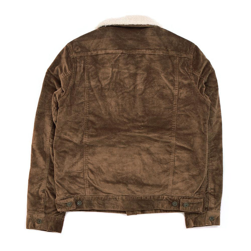Mikey Oversized Trucker - Tobacco