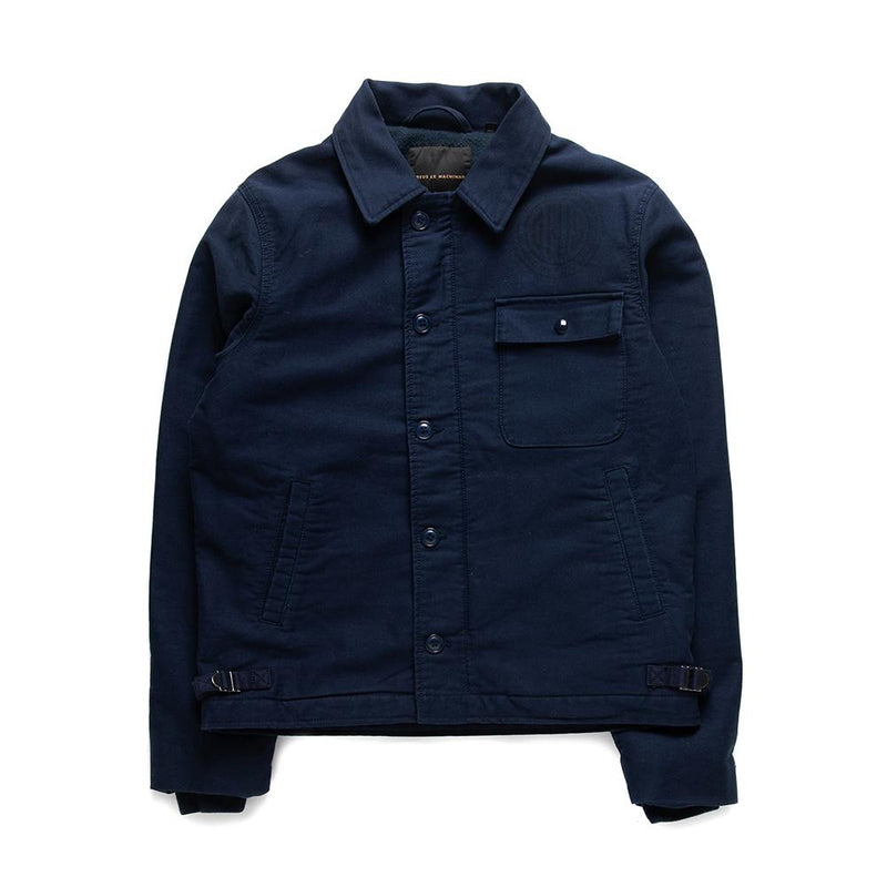 A-2 Deck Jacket - Navy