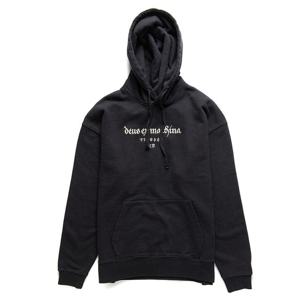 Full Moon Hoodie - Phantom Black