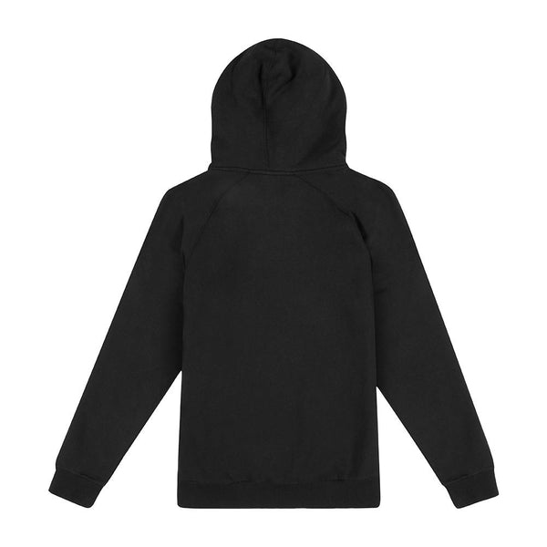 All Caps Hoodie - Black