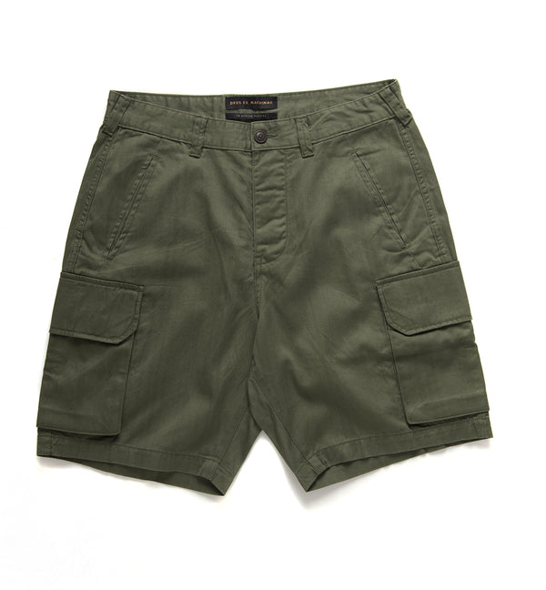 Dragon Military Short - Clover