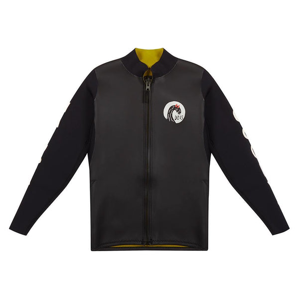 PM Long-sleeve Wetsuit - Black