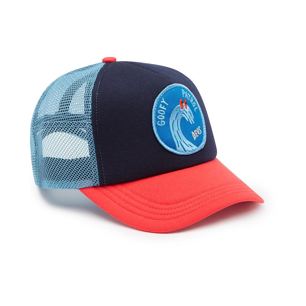 5c9f7a6a Friendly Waves Trucker | Deus Ex Machina Europe