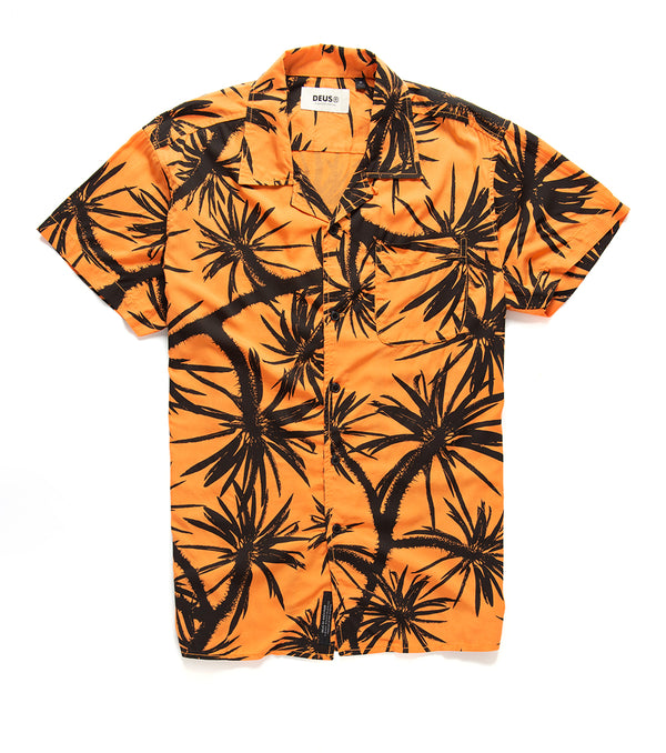 Dean Centennial Shirt - Sun Orange