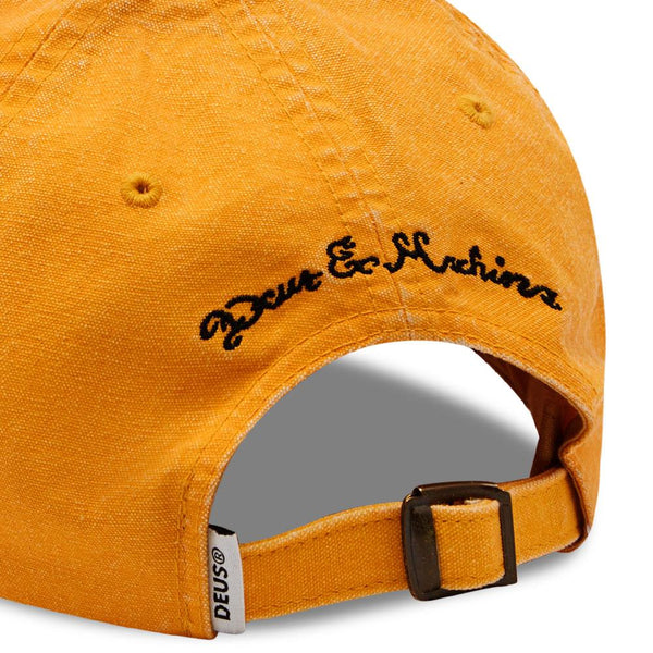 Calypso Cap - Chrome Yellow