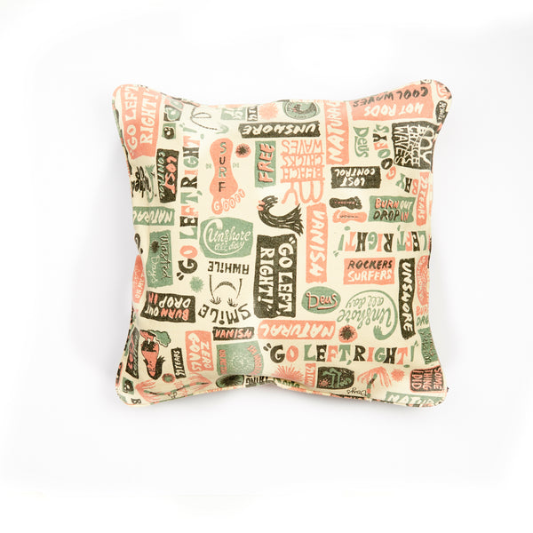 PMC Cushion Cover - Multi