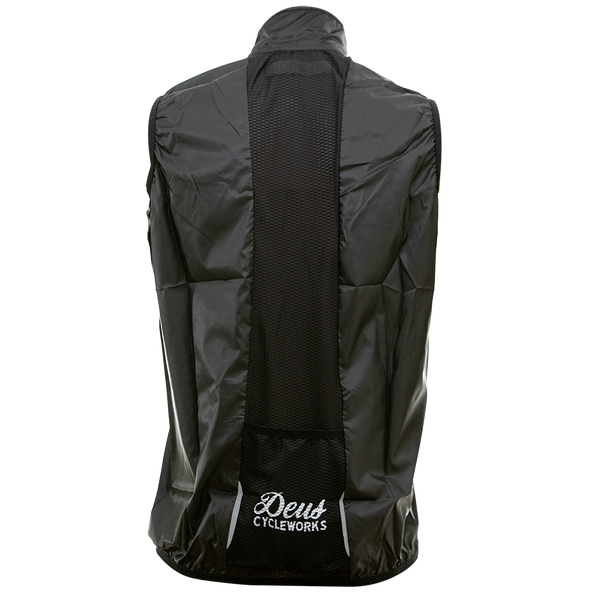 Shield Vest - Black